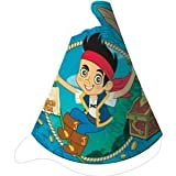 Jake and the Neverland Pirates Party Hats by Hallmark