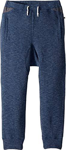 Appaman Kids Baby Boy's Extra Soft AJ Sweatpants with Pockets (Infant/Toddler/Little Kids/Big Kids) Denim Navy 7