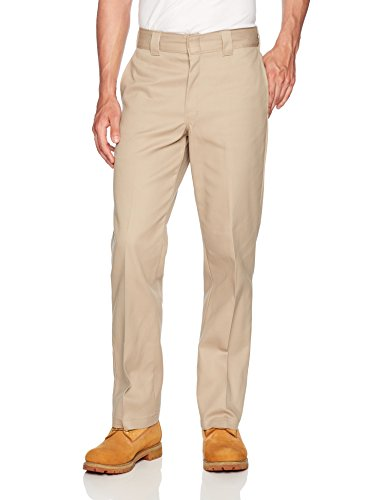 Dickies Men's 874 Flex Work Pant, desert sand, 36W x 30L