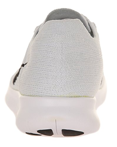 NIKE Women's Free RN Flyknit 2017 Running Shoe White/Black-pure Platinum clearance 2014 new for cheap price warzI1y