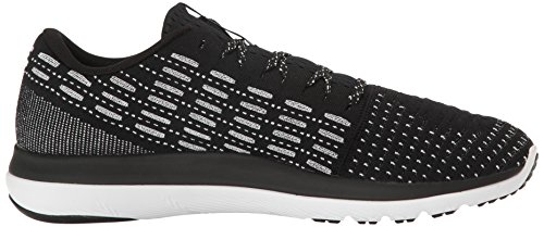 Under Armour Men's Threadborne Slingflex Black (004)/White discount 2014 unisex free shipping really cheap release dates outlet locations online buy cheap looking for 4Eajn
