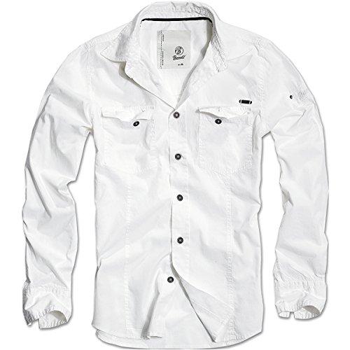 Brandit - Worker Slim-Fit Vintage Shirt