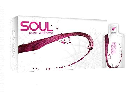 Rain Soul Seed-Based Organic Antioxidant 1 Box 30 pouches each Discount