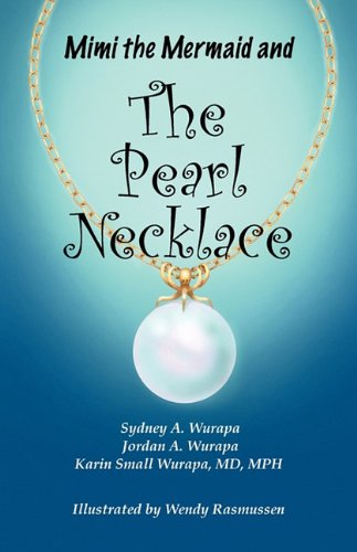 Mimi the Mermaid and the Pearl Necklace
