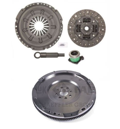 Clutch Kit Flywheel Slave Cylinder 2005-2010 Chevrolet Cobalt SS 2004-2007 Saturn Ion REDLINE 2.0L DOHC (Chevrolet 2005 Cobalt Ss Supercharged)