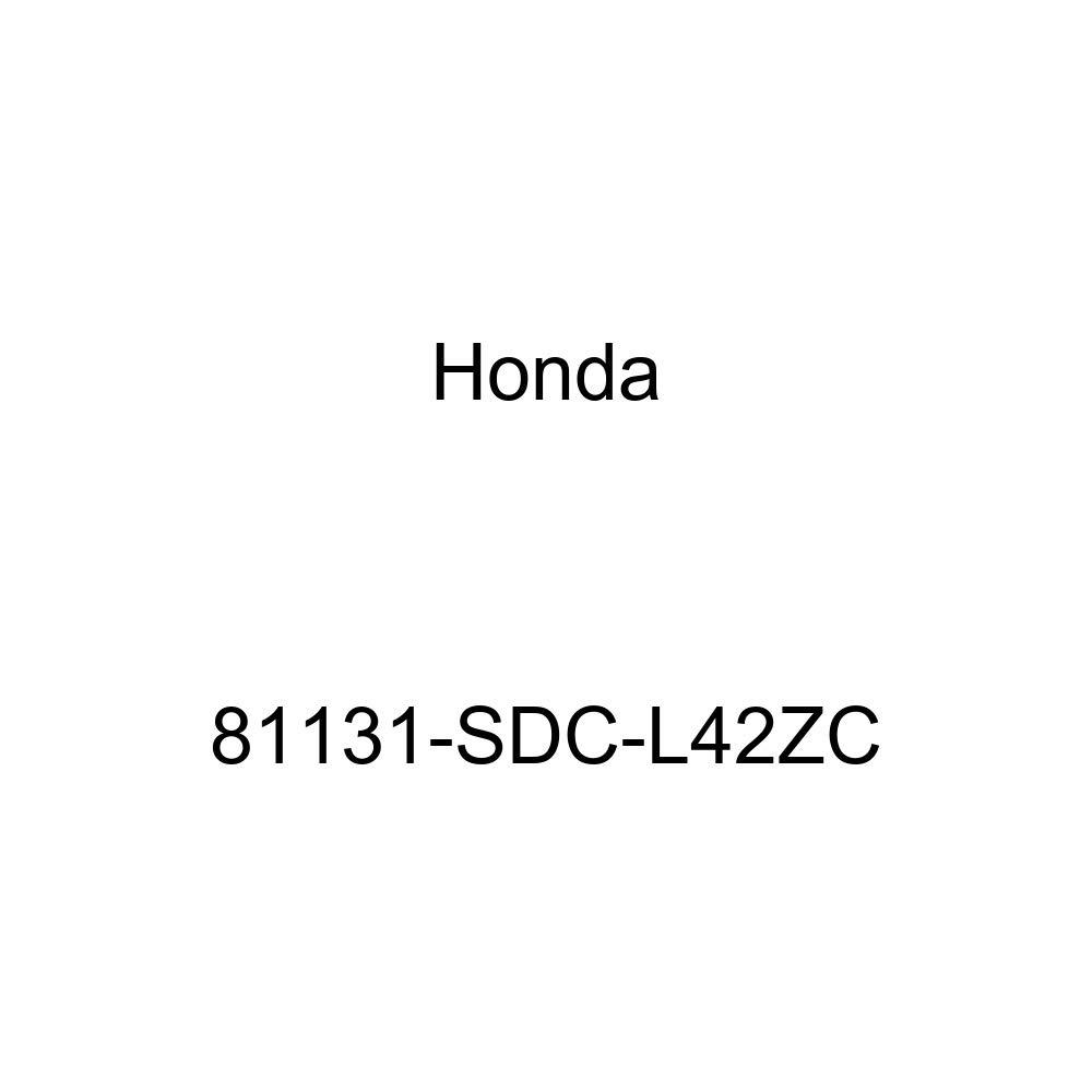 Front Right Honda Genuine 81131-SDC-L42ZC Seat Cushion Trim Cover