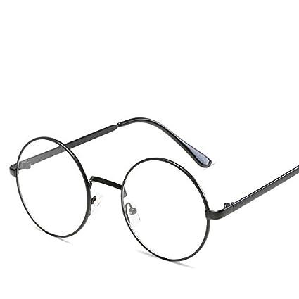 e99044dd7ca BranXin(TM) Fashion Women Round Glasses Frame Brand Design Retro Lady Female  Eyeglasses Metal