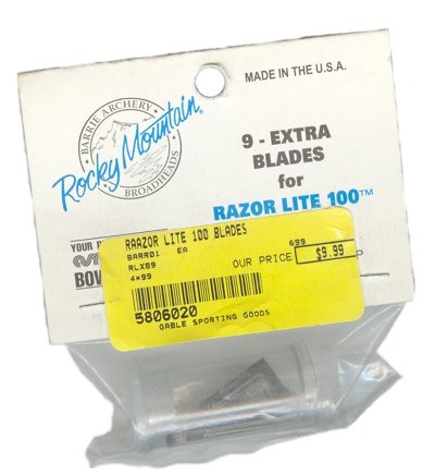 Rocky Mountain Razor Lite 100 (Gables One Light)