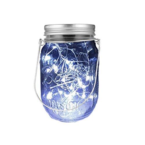 Moon Jar Solar Light in Florida - 1