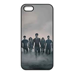 YYCASE Diy Teen Wolf Hard Back Case for Iphone 5 5g 5s