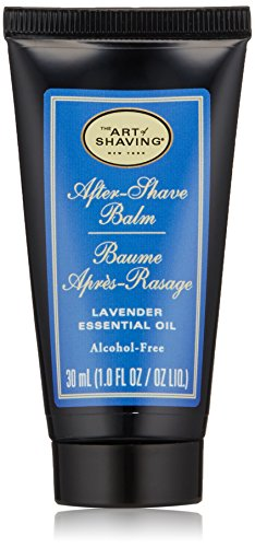 Balm Lavender - The Art of Shaving After Shave Balm, Lavender, 1 fl. oz