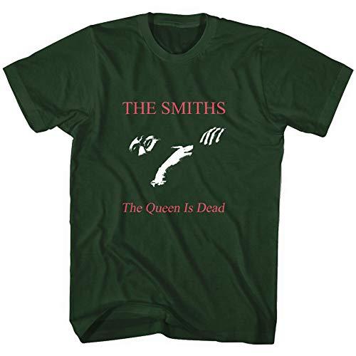 Subwaysds The Queen is Dead T Shirt Band Tee Medium Green -