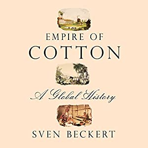 Empire of Cotton Hörbuch