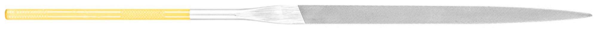 PFERD 15201 7'' CORINOX Needle File for Stainless Flat Shape, Cut 0 (12pk)