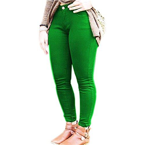 Donna Leggings Jade Vanilla Green Inc qxAFTwqv4
