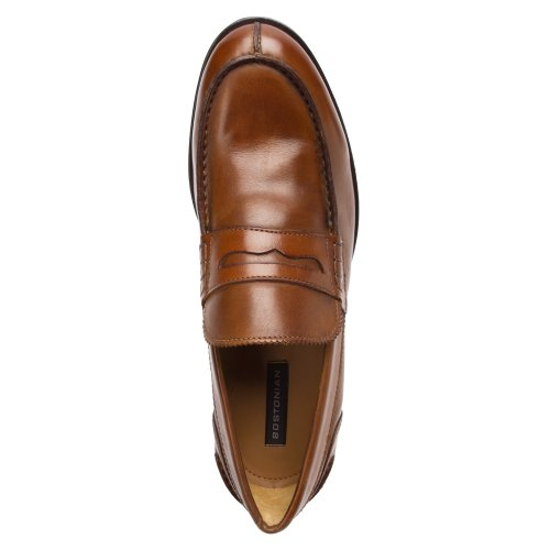 Bostonian  Jesper Park, Chaussures de ville à lacets pour homme canela