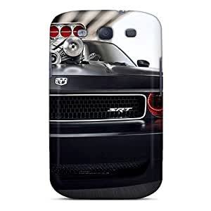 Shockproof Hard Phone Covers For Samsung Galaxy S3 With Provide Private Custom Stylish Dodge Challenger Image PhilHolmes