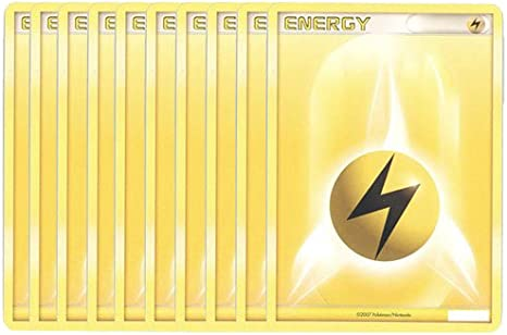 POKEMON TCG 100 RANDOM BASIC ENERGY CARD LOT NM !