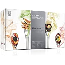 Molecule-R Aroma R-Evolution Volatile Flavoring and Pairing Kit Flavors, White