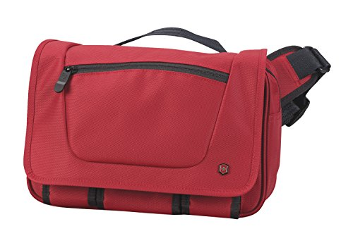 Victorinox Adventure Traveler Red Messenger Bag  30372403