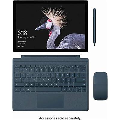 Microsoft Surface Pro Platinum Cover Bundle 12.3 inch Touch-Screen(2736 X 1824) Tablet PC, Intel Core M3, 4GB RAM, 128GB SSD, WiFi, Bluetooth4.1, MicroSD, Windows 10 Home, Upgrade to surface pro6 i5 - 4021684 , B07KCX4R7Y , 454_B07KCX4R7Y , 771.99 , Microsoft-Surface-Pro-Platinum-Cover-Bundle-12.3-inch-Touch-Screen2736-X-1824-Tablet-PC-Intel-Core-M3-4GB-RAM-128GB-SSD-WiFi-Bluetooth4.1-MicroSD-Windows-10-Home-Upgrade-to-surface-pro6-i5-454_B07KCX4R