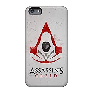Apple Iphone 6 SIa6154HUUK Customized Nice Assassins Creed Artwork Pattern Protector Hard Phone Case -JoannaVennettilli