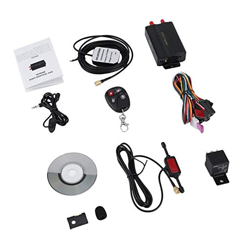 Price comparison product image Portable Car GPS Tracking System GPS SMS GPRS Vehicles Tracker Locator TK103B