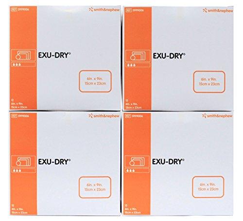 Smith and Nephew 5999006 Exu-Dry 6