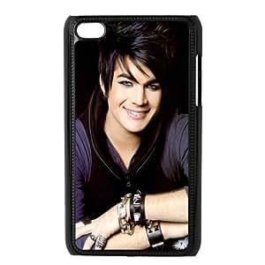 Custom Adam Lambert Back Cover Case for ipod Touch 4JNIPOD4-225