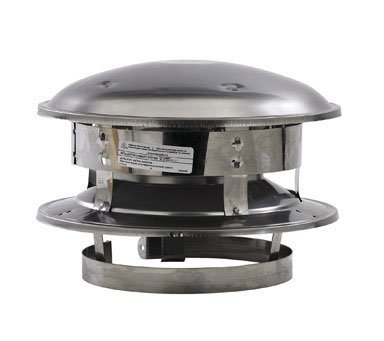 Review Selkirk Metalbestos 6T-CT 6-Inch Stainless Steel Round Top