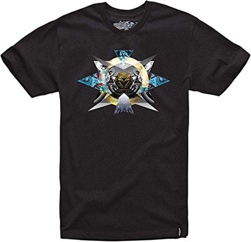 10147600610 Alpinestars Mandala shirt Bk M T nbsp;am qwXvFP