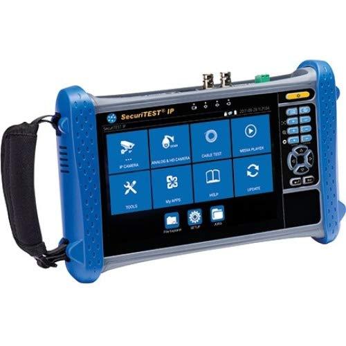 IDEAL Networks R171000 SecuriTEST IP Digital/Analog/HD Coax CCTV Tester