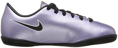 Nike Jr. Mercurial Vittoria V Ic Scarpe Da Calcio Da Competizione Indoor Urbn Lilac / Blk-brght Mng-white Lilas Urban