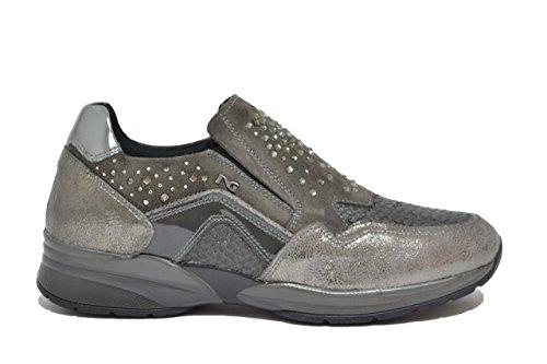 Nero Giardini Sneakers antracite 6033 scarpe donna A616033D