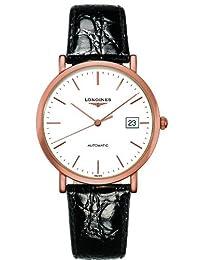 Longines La Grande Classique Automatic Black Leather Mens Watch L47878120