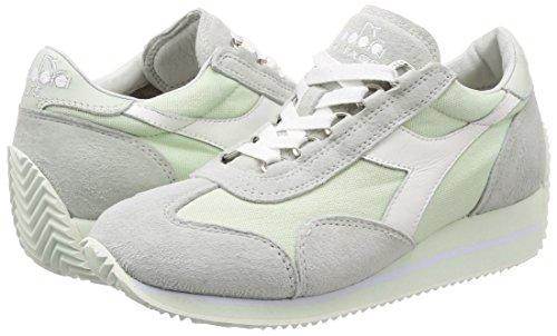 Diadora Gray 75121 W Sw Equipe Sneakers Heritage Lait Hh Pour Vert Femme PaxqrPw8t