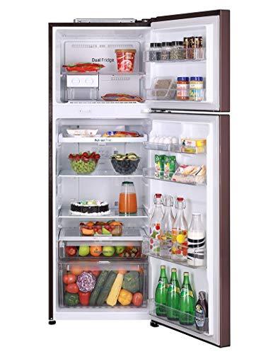 LG 335L Inverter Double Door Refrigerator