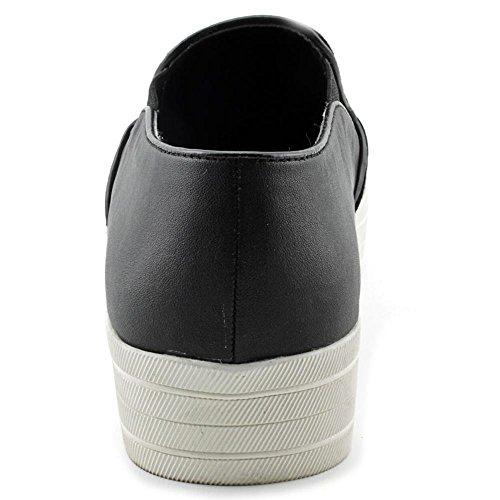 Steve Madden BUHBA - Zapatillas de deporte para mujer Black