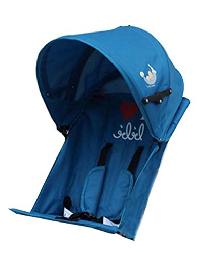 [TEAL] Baby Stroller Sunshade Maker Infant Stroller Canopy Cover by Panda Superstore