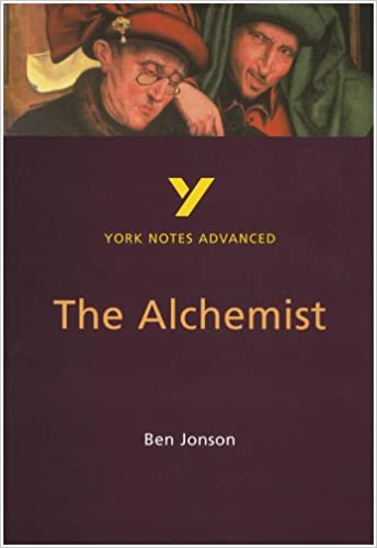 the alchemist york notes advanced amazon co uk ben jonson  the alchemist york notes advanced amazon co uk ben jonson 9780582424814 books