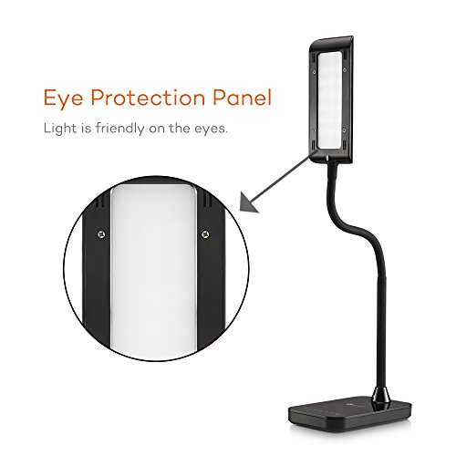 Top 10 Best Eye Care Led Desk Lamps Reviews 2019 On