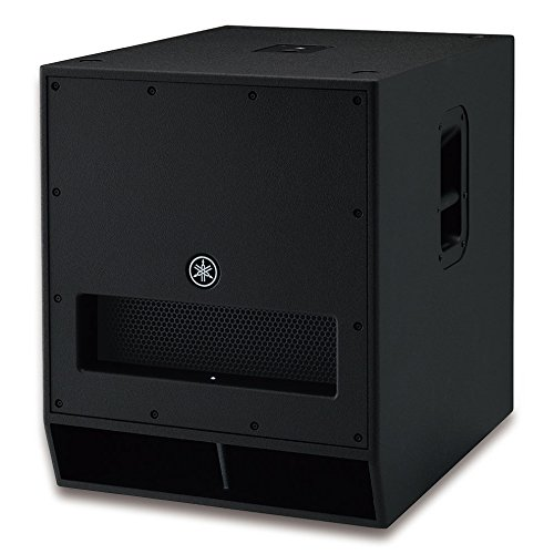 Yamaha DXS18 Powered Subwoofer by Yamaha