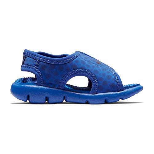 NIKE Toddler's Sunray Adjust 4 Sandals Game Royal 10C