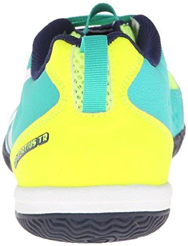 ASICS Womens Gel Fortius TR Cross-Training Shoe Flash Yellow/White/Medieval Blue DLXy8RVg