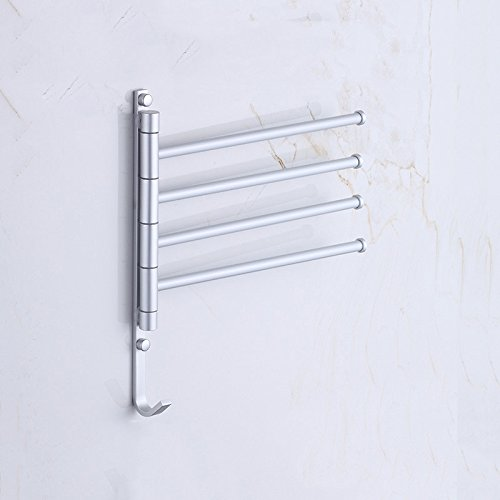 Jiahengy Kostenlose Punch Einfache Aluminium Rotation Aktiv Vier