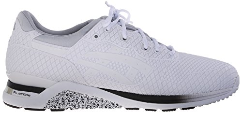 Asics Men's Gel-Lyte Evo NT Retro Running Shoe White/White AmQAR6D