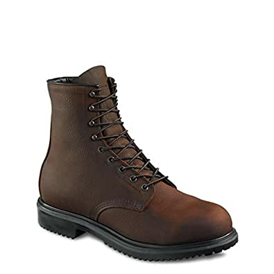 Amazon.com | Red Wing Men's Steel Toe Insulated Boots 4410