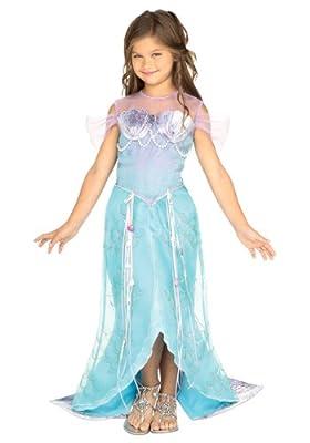 Mermaid Princess Kids Costume