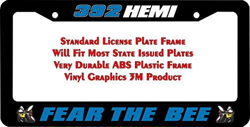 Dodge Hemi License Plate Frame   6