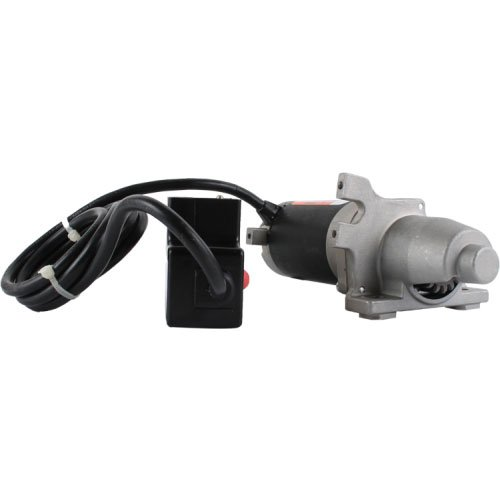 (DB Electrical SBS0049 Starter for Briggs 120000 & 150000 Series OHV Snow Blower Engines That Have Electric Start and Requires Geared flywheel / 797719 799038)